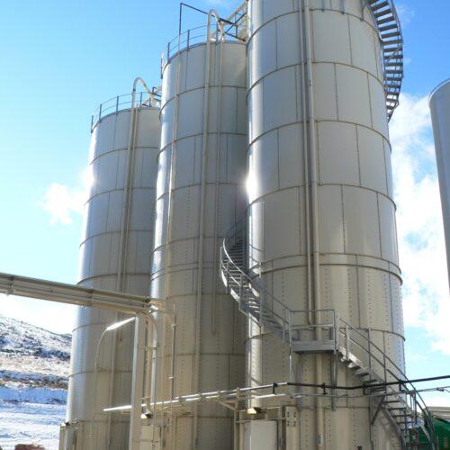Емкости резервуары